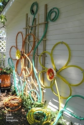 33 Genius Uses For Old Garden Hoses