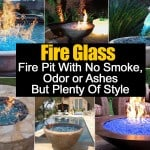 Fire Glass – No Smoke Odor or Ashes And Plenty Of Style