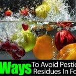 9 Ways To Avoid Pesticide Residues In Food