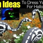9 Fun Ideas To Dress Your Yard For Halloween