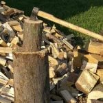 How to Turn a Fallen Tree in your Garden into Firewood
